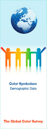 Global Color Database - Color symbolism based on demographics
