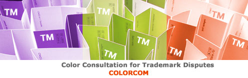 Color Consultation for Trademark Disputes - COLORCOM