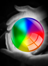 Crystal Ball Color Karma