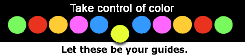 cv control dots color voodoo