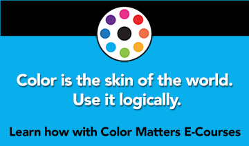 Learn the logic of color in e-courses from Color Matters