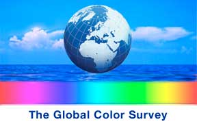 The Global Color Survey